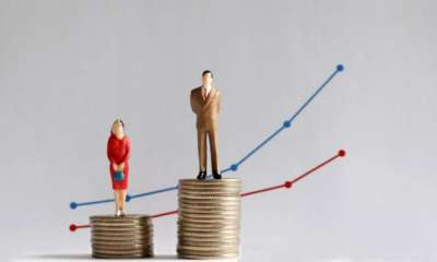 Women receive up to 20k less per men when working the same hours 29