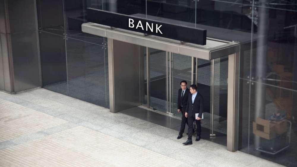 Back to bank-speak? 1