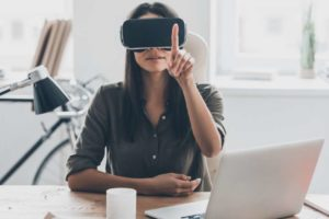 Enterprise VR untethered: new ways of training for a new world of work 6