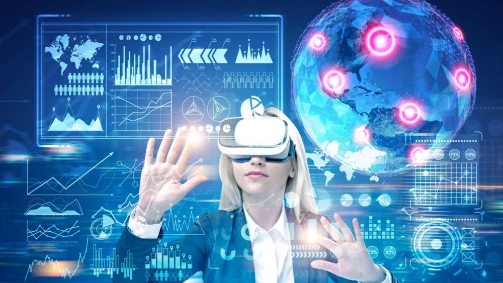 How VR is Shaping the Future of Work 1