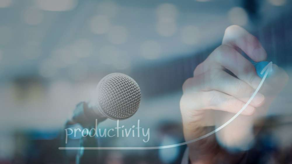 How to improve your productivity through speech recognition 1