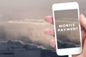 Are we going to jump straight from cash to mobile payments?