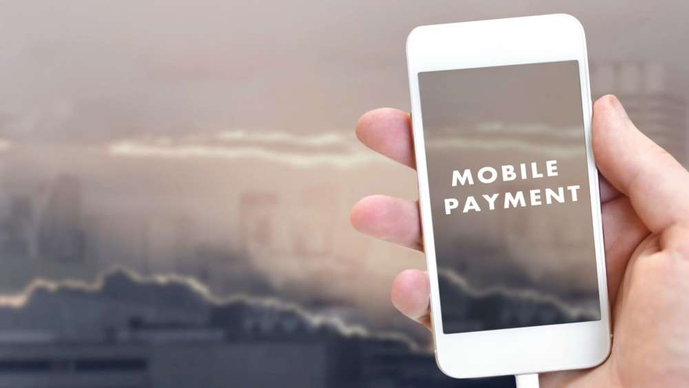 Are we going to jump straight from cash to mobile payments? 1