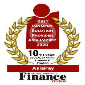 Best Payment Solutions Provider Asia Pacific 2020