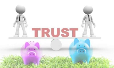 The future of banking is built on trust 12