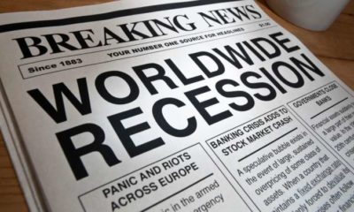 As we enter a global recession, business risk has never been so high 13