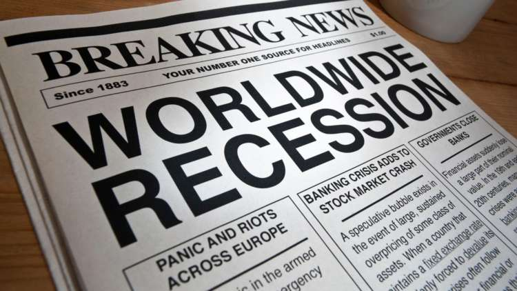 As we enter a global recession, business risk has never been so high 1