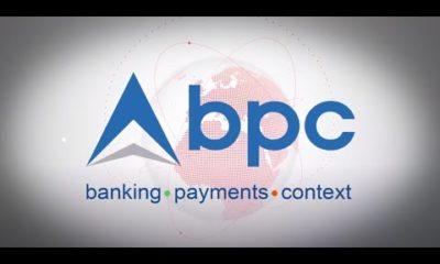 Global Banking & Finance Award Winner - BPC 1