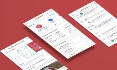 Santander, Best Bank for Digital Services Spain 2020 renews its app to make it more personal and useful. 1