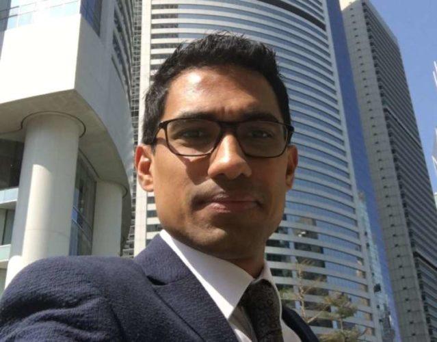 Kris Sharma