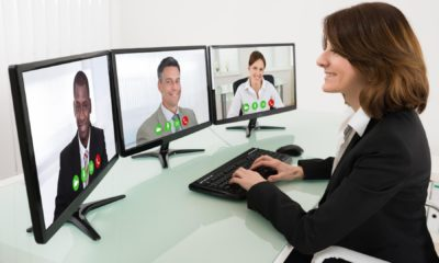 Video conferencing security; vital for the 'new normal' in financial services 5