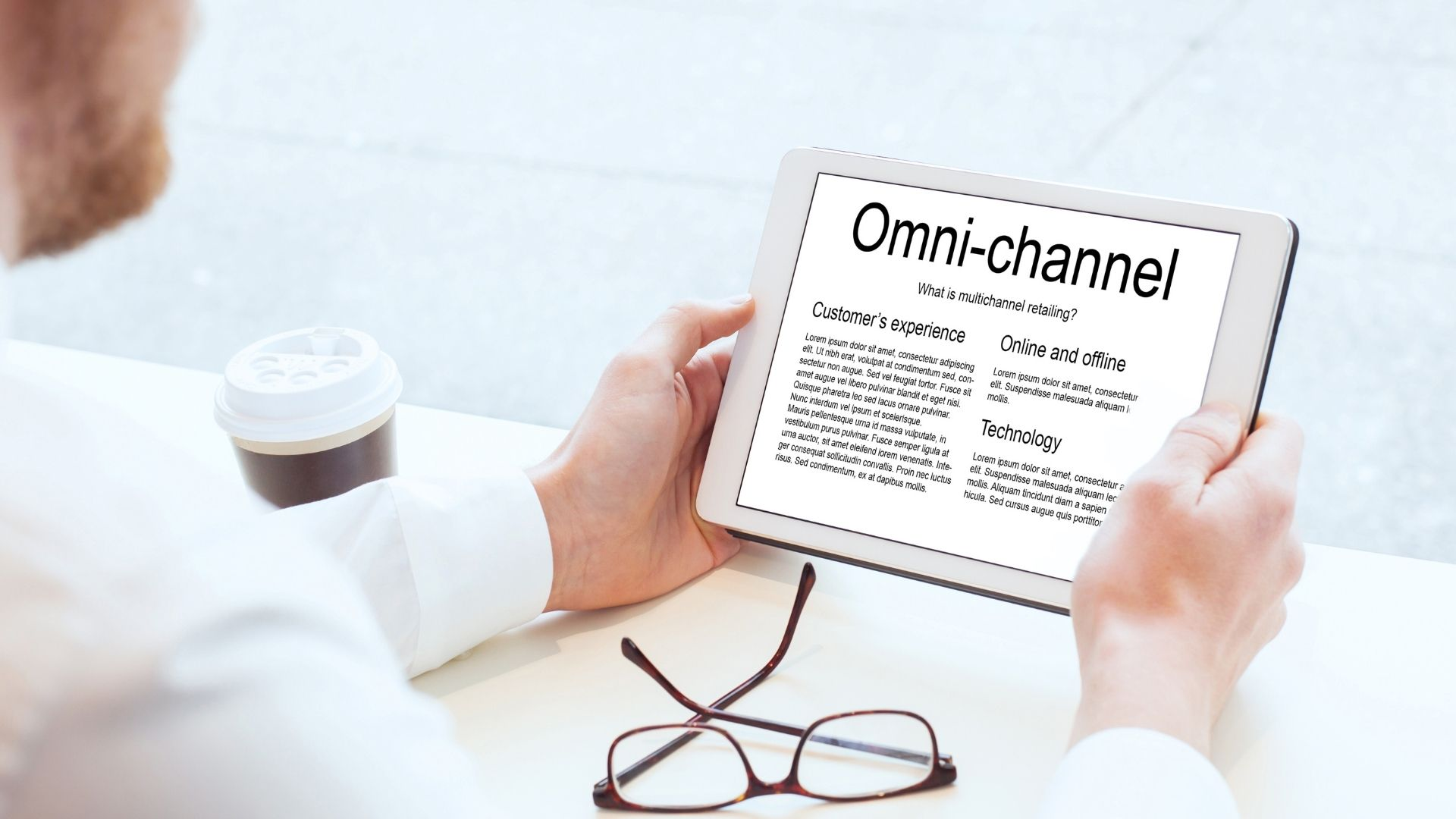Forget online and offline. When it comes to shopping and payment, think omnichannel 1
