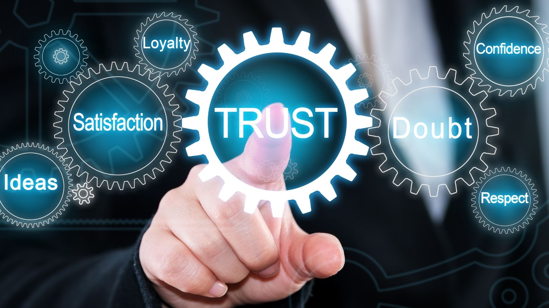 Managing vulnerability well to establish trust and loyalty 1