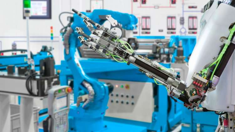 How robotic technology will disrupt the manufacturing industry 1