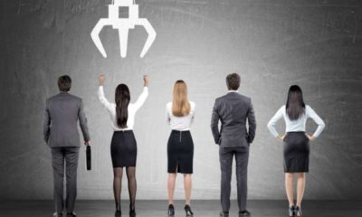 The Recruitment Process as an Effective and Positive Productivity Tool 5