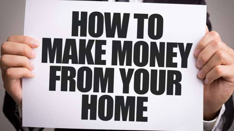 How You Can Make Money From Home 1