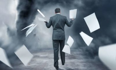 Is your business about to fly blindly into an economic storm, powered by unreliable data? 1