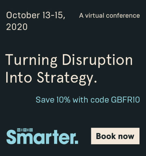 WIRED Smarter 2020 2