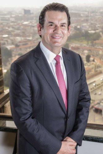 Luis Carlos Sarmiento Gutiérrez, CEO, Grupo Aval