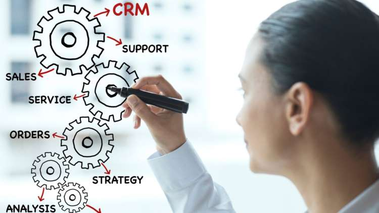 15 Ways Financial Institutions Can Increase CRM Adoption and Sales Productivity 1