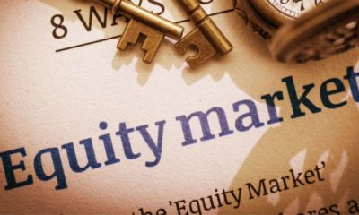 The equities market reacts to the prospect of possible vaccines 21