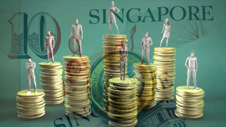 Digital Infrastructure to Enable More Effective Financial Planning by Singaporeans 20