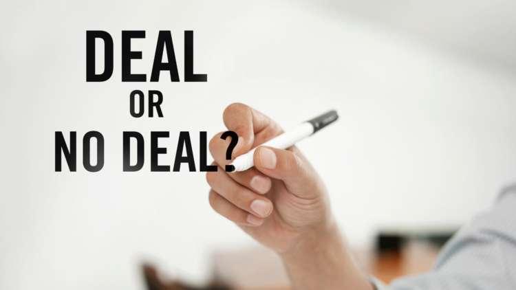 Deal, No Deal or No big Deal 1