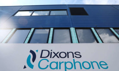 TVs, gaming and gadgets drive Dixons Carphone's Christmas sales rise 20