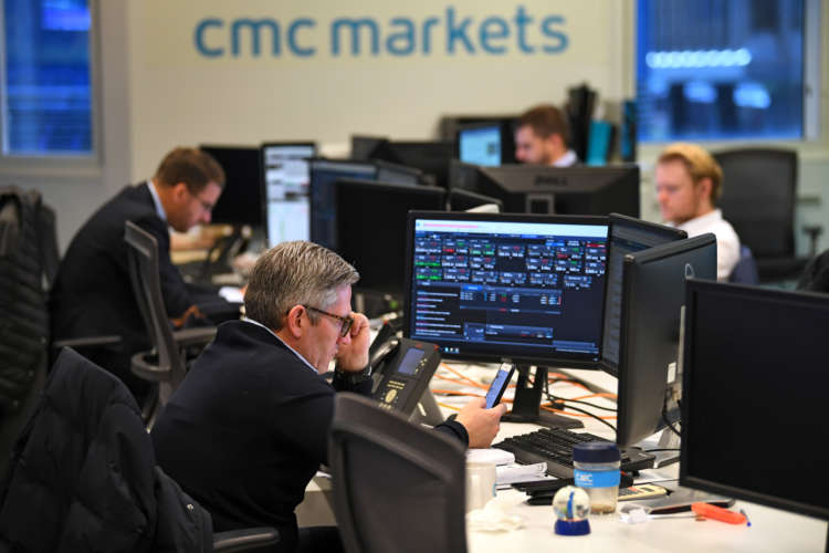 Don't plan for the future' based on virus-driven volatility - trading platform CMC 11