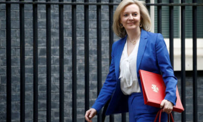 UK will submit request to join CPTPP trading bloc soon - trade minister 8