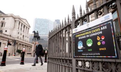 Bank of England adapts bank stress test for pandemic era 6