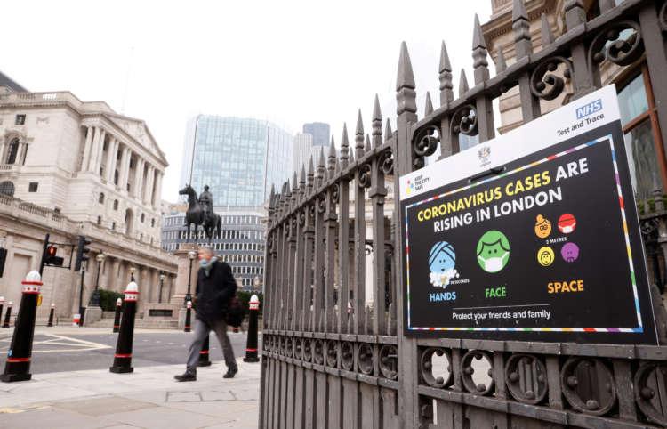 Bank of England adapts bank stress test for pandemic era 10