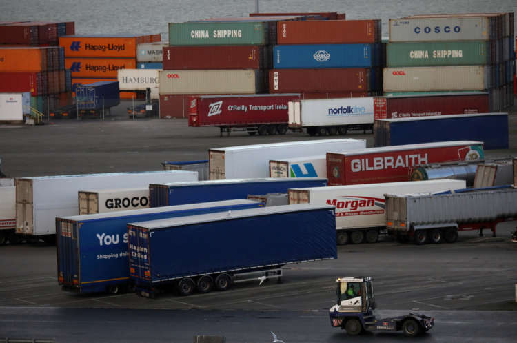 Delivery costs for Northern Ireland-Britain trade set to rise, hauliers say 7