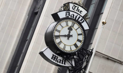 Daily Mail publisher posts 15% drop in quarterly revenue 20