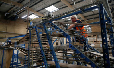 UK factories fear shortage of materials and workers as COVID and Brexit hit 21