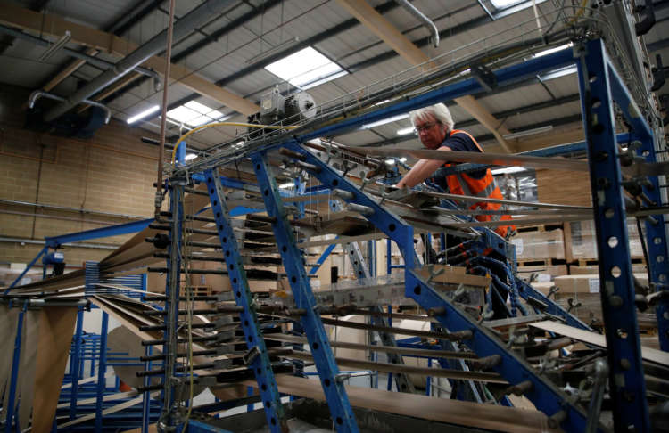 UK factories fear shortage of materials and workers as COVID and Brexit hit 1