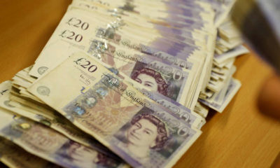 Growth hopes on British vaccination pace push pound to new highs 19