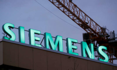 Siemens reports stronger than expected results, to review outlook 9