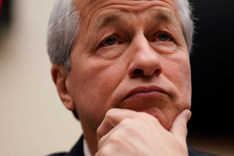 JPMorgan board holds CEO Dimon's annual pay at $31.5 million 20