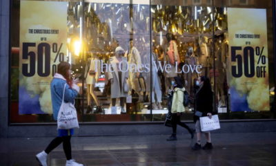 UK consumer confidence falls back in January on economy worries 11