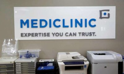 """Mediclinic says Q3 revenue up on """"unseasonably high"""" inpatient activity 15"""