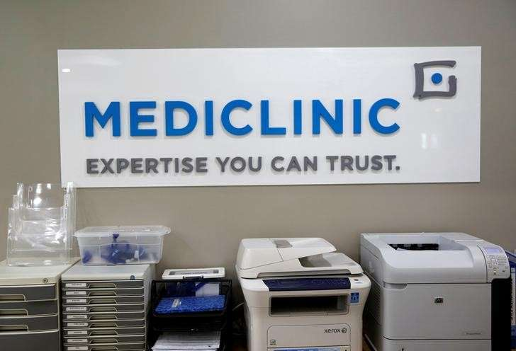 """Mediclinic says Q3 revenue up on """"unseasonably high"""" inpatient activity 16"""
