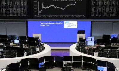 European stocks sapped by weak economic data, travel curbs 21