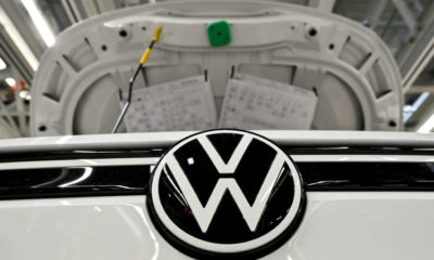 Turning corona corner, Volkswagen's profit falls less than feared 22