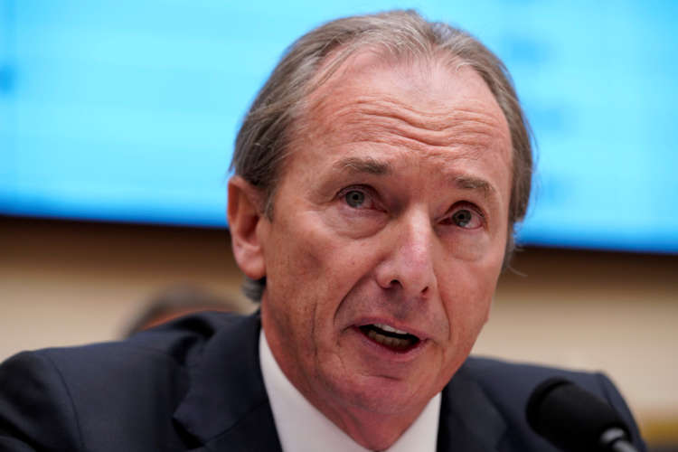 Morgan Stanley CEO's annual pay rises by over 20% 6