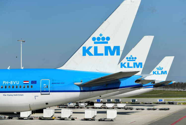KLM to keep long haul flights as COVID testing demands are softened 23