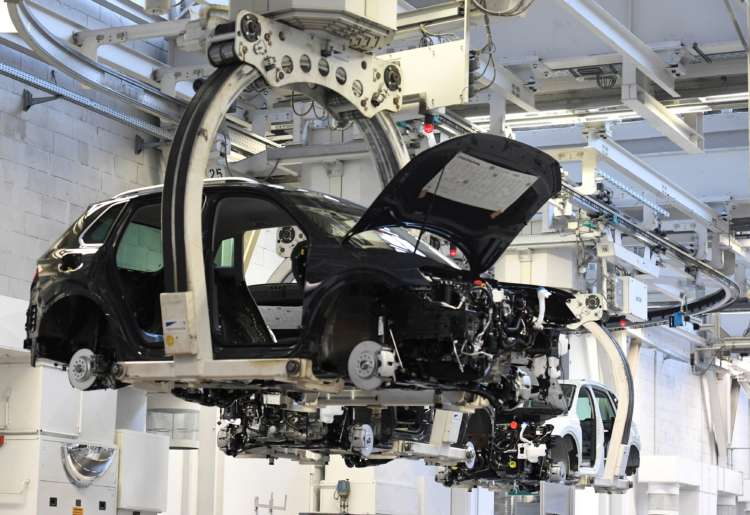 Germany urges Taiwan to help ease auto chip shortage 21
