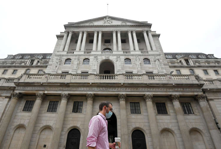 Bank of England told to stop buying 'high carbon' bonds 5