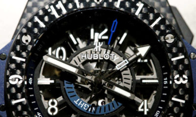 LVMH's Hublot brand expects rebound in 2021 after difficult start 20