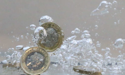 Sterling rises vs euro as German business morale slumps 4